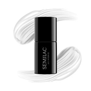 UV Nagellack Semilac Strong White 001 7ml