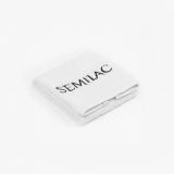 Serviette manucure Semilac - Blanc